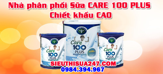 Sữa Care 100 Plus