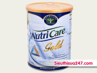 nutricare-gold-400g