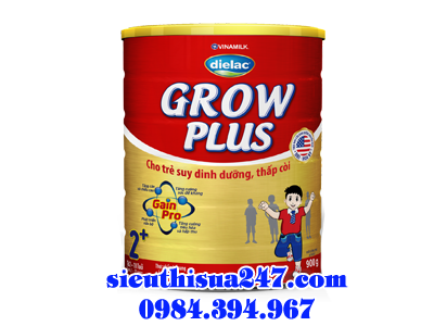Sữa Grow Plus