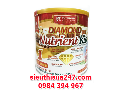 Sữa Diamond Nutrient Kid