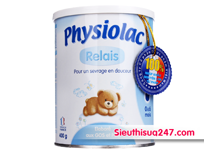 Physiolac 1 400g