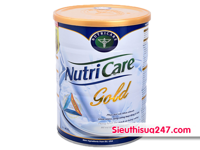 NutriCare Gold 900g