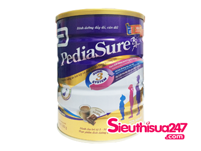 Pediasure 850g vị Chocolate