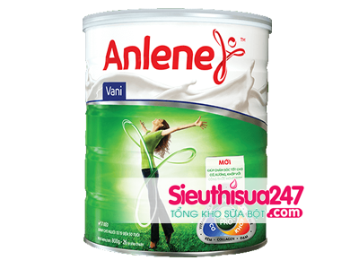 Anlene Movepro hộp thiếc 800g