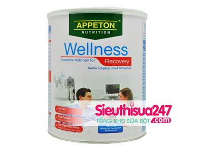 Appeton Wellness Recovery 450g